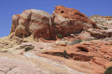 Valley of Fire State Park, Nevada, USA  Stock Photo - 11980050