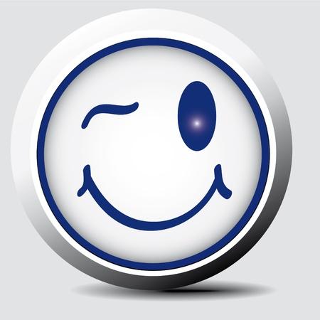 smile: U sing the advertising
