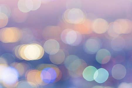 Neon in winter 写真素材