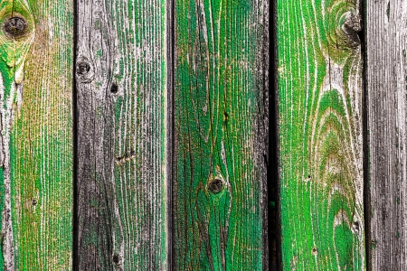 Old paint wood photo