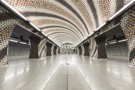 subway station Stock Photo - 29755723