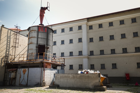 jail: a silo in jail