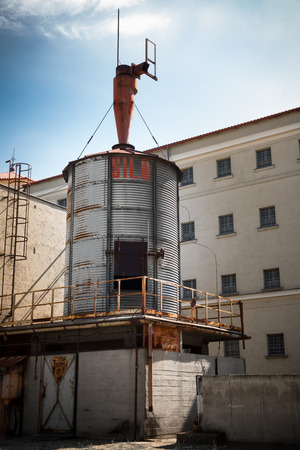 sentenced: a silo in jail