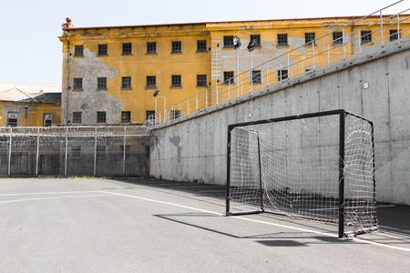 jail: prison Editorial