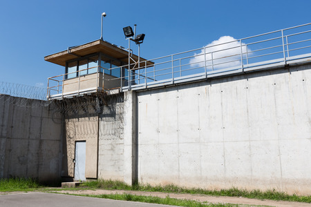 gefangene: Wachturm, Wand
