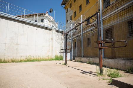 sentenced: street workout in jail