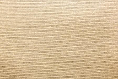 stoffen in beige stof, meubelstof, detail Stockfoto