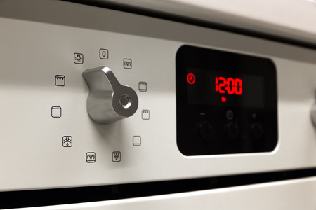 electric kitchen stove control switch, digital display photo