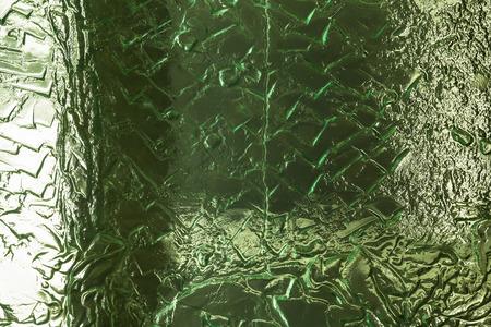 glass panel: Textured glass panel