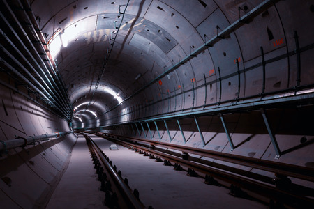 end of the trail: underground metro line
