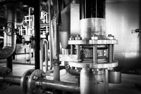 metal pipeline photo