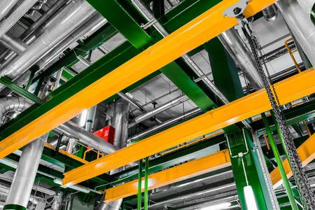 steel pipeline photo