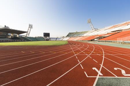 grandstand: one dissolves stadium the orbit of athletics