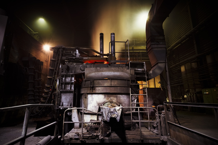 furnace: operating a foundry furnace