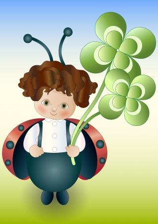 Baby Ladybug