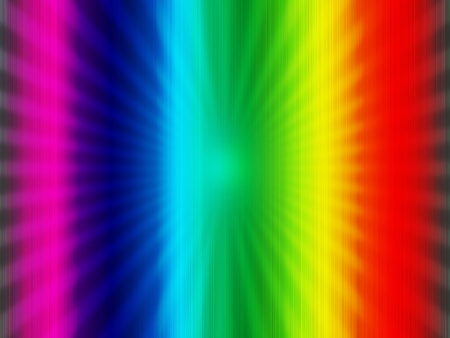 Rainbow Multicolor Abstract Background Stock Photo - 8969876