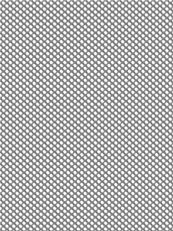 aluminum texture: High resolution aluminum texture with hexagonal holes
