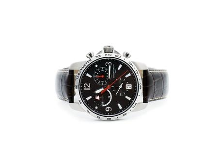 chronograph: Mens chronograph wristwatch