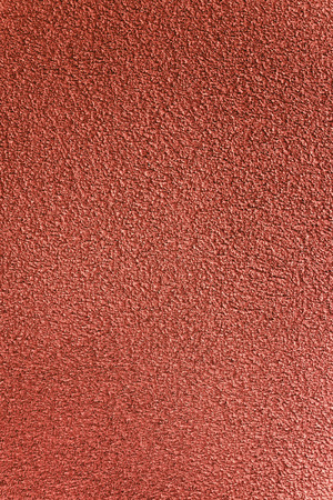 A red textured wall Stock Photo