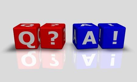 qa: Cube words with Q&A