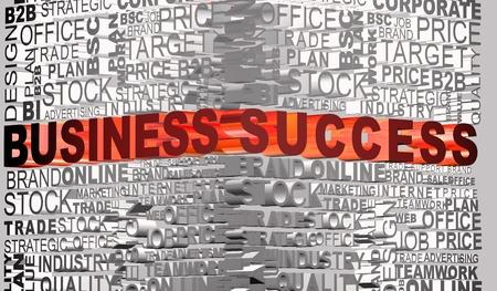 target business: Palabras de empresas relacionadas con la palabra resaltada �xito