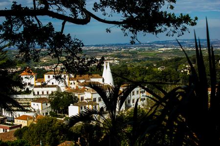 sintra: Sintra Palace