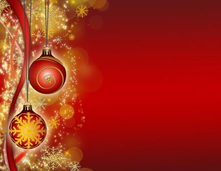 Weihnachten Standard-Bild - 16378795