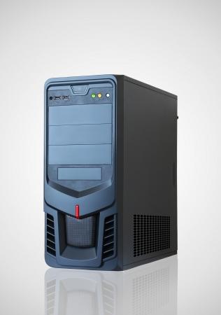 Computer data server photo