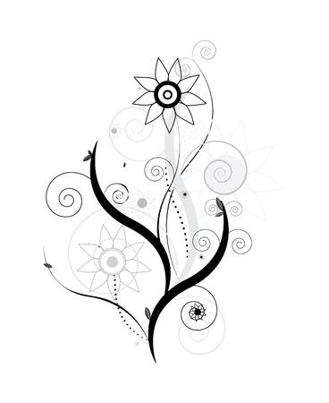 brink: Floral design  Illustration