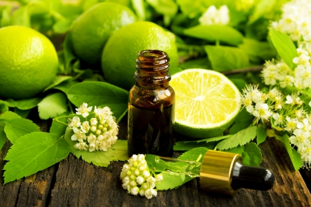 Lime essence