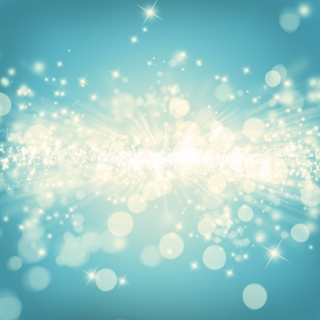festive sparkle background, vintage and shiny holiday background photo