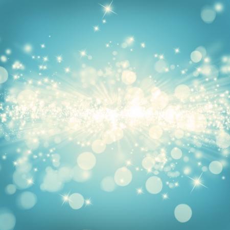 festive sparkle background, vintage and shiny holiday background