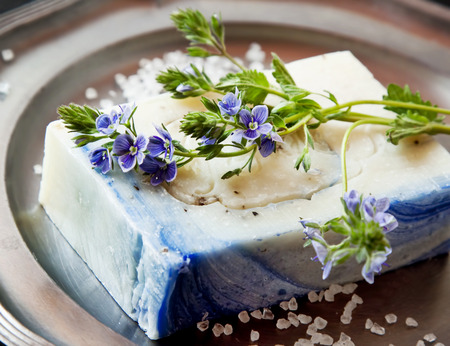 Natural Handmade Floral Soap,Beauty and Spa Natural PRoduct