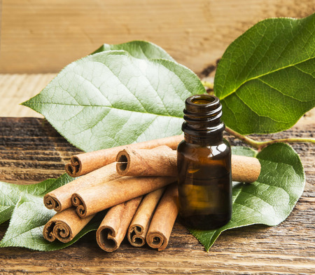 aromatherapy oils: Cinnamon Essence, Cinnamon Essential Oil Bottle, Alternative Medicine, Aromatherapy Oil