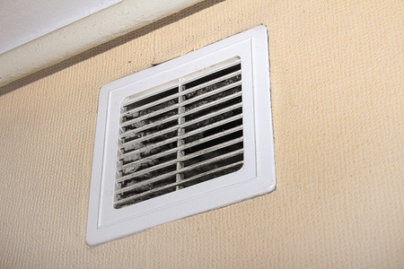 exhaust fan: Ventilator with filter