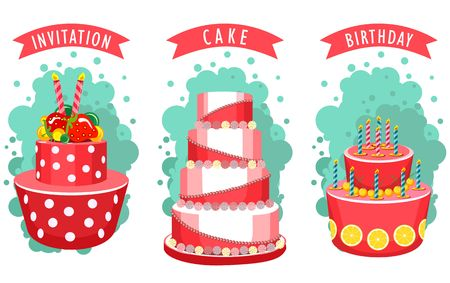 pasteboard: cake business card