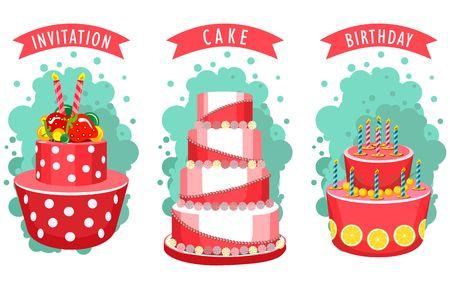 cake business card
