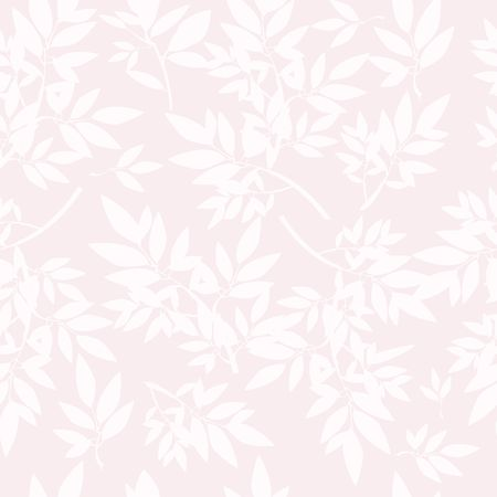 seamless branch pattern