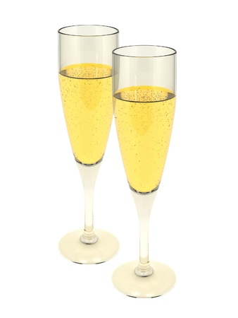 Champagne Stock Photo - 12967097