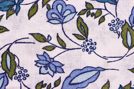 calico: Close up of calico fabric