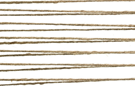 rope: Rope isolated on a white background