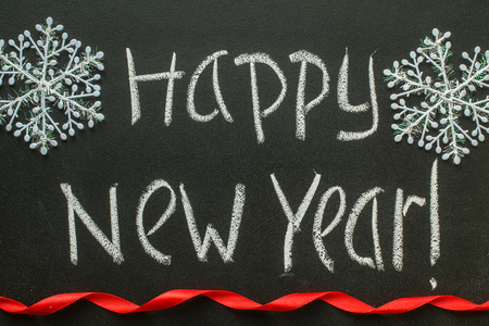 Happy new year message greeting handwriting on a blackboard stock happy new year message greeting handwriting on a blackboard stock photo picture and royalty free image image 66983554 m4hsunfo
