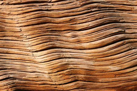 sandblasted:  close-up old wooden texture Stock Photo