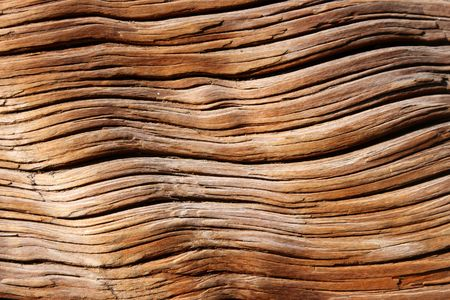 sandblasted: close-up old wooden texture