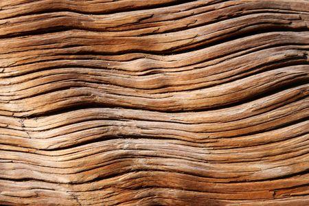 sandblasted: close-up old wooden texture