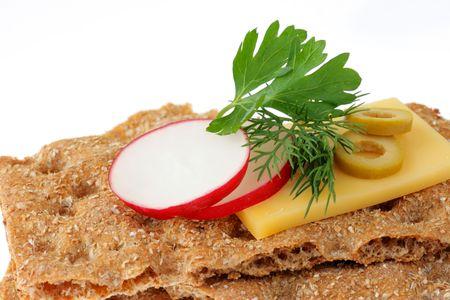 Wholegrain bread photo