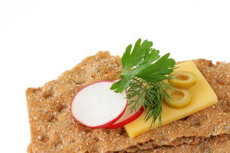 wholegrain: Wholegrain bread