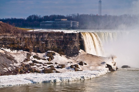 Niagara Falls Ice photo