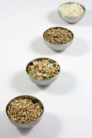 barley and legumes photo