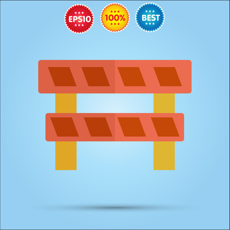 tractor warning sign: Road Barrier Icon Vector. Road Barrier Icon JPEG. Road Barrier Icon Object. Road Barrier Icon Picture. Road Barrier Icon Image. Road Barrier Icon Graphic. Road Barrier Icon Art. Road Barrier Icon JPG.